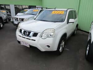 2011 Nissan X-Trail ST SUV 6 MONTHS REGO Westcourt Cairns City Preview