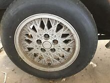 """FORD XE XF FALCON FAIRMONT FACTORY MAG WHEELS FOUR 4 15"""" INCH SET Heatley Townsville City Preview"""