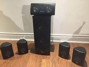 Digital Research DR-1000 5.1 Home Theater Speaker System