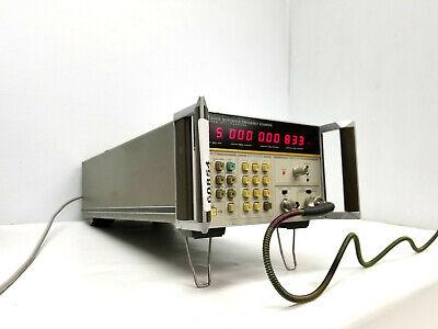 Hewlett Packard 5343a Microwave Frequency Counter 10hz - 26.5ghz
