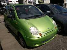 Daewoo Matiz wrecking - parts are available Brisbane Region Preview