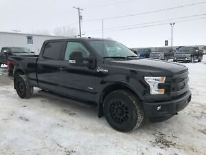2015 Ford F-150 Lariat One Owner | Only 50,000 Km's