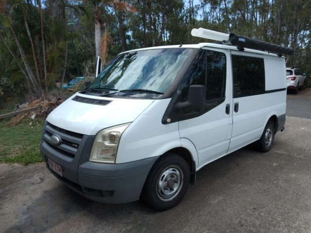 2008 Ford Transit Low  Swb  5 Sp Manual Van