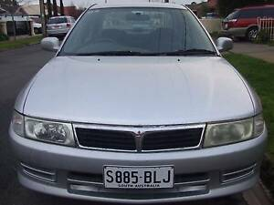 2001 Mitsubishi Lancer Sedan Angle Park Port Adelaide Area Preview