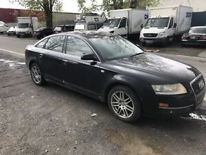 Audi A6 2007 3,2 engine 149000km