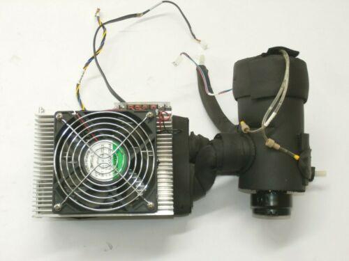 TE Technology LC-3227 Peltier Liquid Cooler Heater w/ Papst VD-1-43.10 Motor
