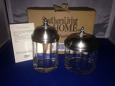 Southern Living At Home Sutton Vanity Set NIB * Retired *