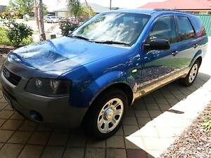 2007 Ford Territory Wagon - Exceptional Condition Blakeview Playford Area Preview