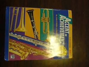 Saxophone music book. Armadale Armadale Area Preview