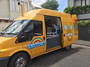 Coffee/ Snow Cone Van Torquay Surf Coast Preview