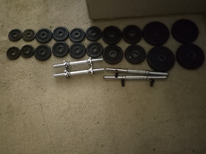 Dumbbell set for selling Haymarket Inner Sydney Preview