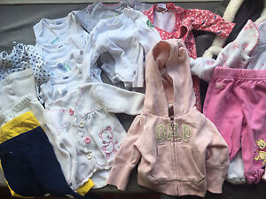 Girls Winter Bundle - 000 O'Connor North Canberra Preview