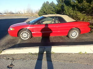 1997 Chrysler Sebring JXi Other