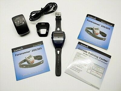 Garmin Forerunner 205 Running Watch GPS Fitness