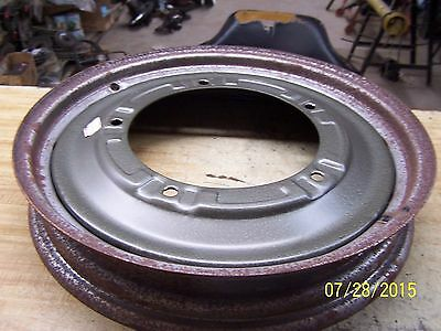 9n2n Ford Tractor 19 Front Wheel