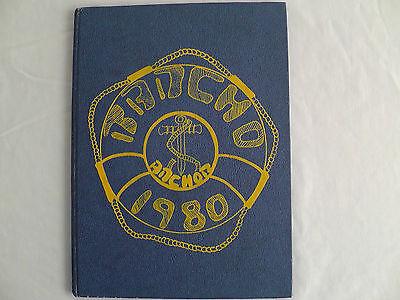 Yearbook Box  2  1980 Rancho Junior High   Irvine California