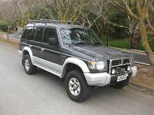 1994 Mitsubishi Pajero Wagon 3.0L V6 Auto & LPG Hallett Cove Marion Area Preview