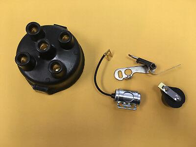 Case Tractor Tune Up Kit Delco Distributor Cap D Dc S Sc Vac 200 300 400 500 600