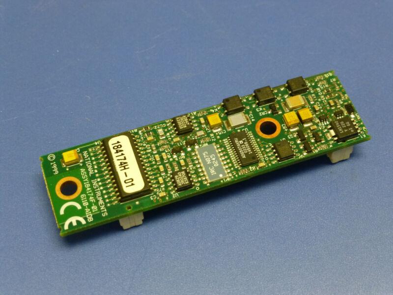 National Instruments 6110-AIDB Daughter Board for NI PCI-6110 DAQ Card