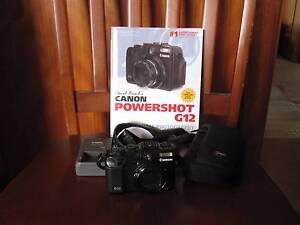 Canon Powershot G12 Armidale Armidale City Preview