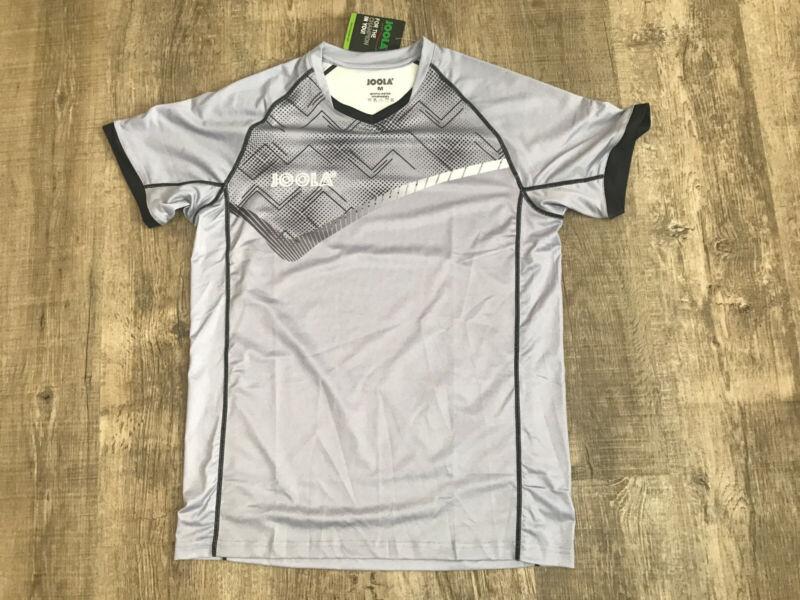 Joola Men's Table Tennis Gray Shirt Size M