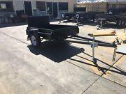 6 x 4 heavy duty golf cart tipper trailer, manual tilt, swan hill Swan Hill Swan Hill Area Preview