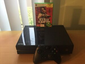 Xbox One + Read Dead Redemption