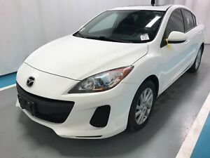 2012 Mazda Mazda3 SKY!MANUAL!LOADED!FULLY CERTIFIED@NO EXTRA CHA