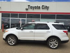 2012 Ford Explorer Limited((Loaded))