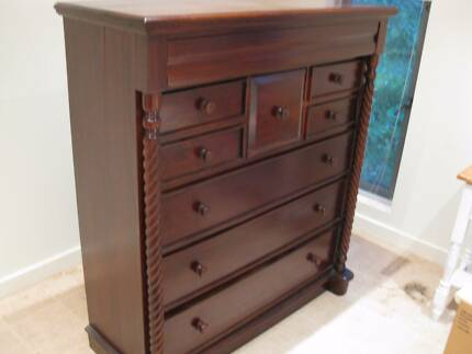 tall boy chest of drawers
