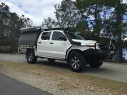 Toyota Hilux SR Dual Cab 4X4 Mermaid Waters Gold Coast City Preview