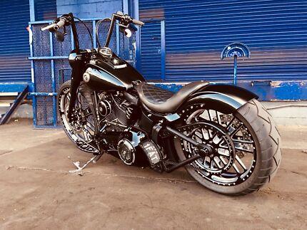 Harley Davidson Fat Boy Lo Custom (FLSTF)
