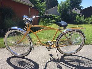 Rare Vintage Schwinn custom!