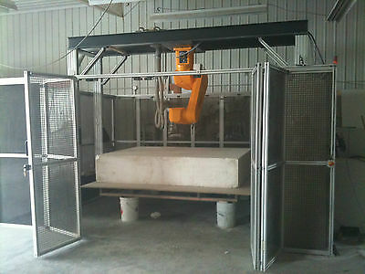 Staubli Rx160 Robotic Arm - Cnc Milling Low Usage Hours - Slightly Used