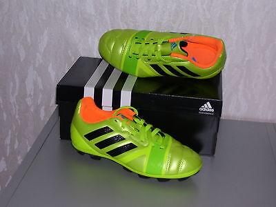 Adidas nitrocharge 3.0 TRX HG J Fussballschuhe neongrün grün 33 35 36 37 38 neu