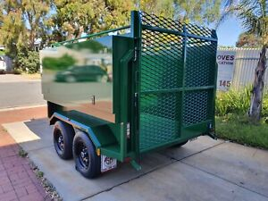 HD 8x5 lawn mowing trailer Holden Hill Tea Tree Gully Area Preview