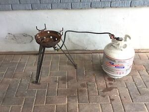 Outdoor burner