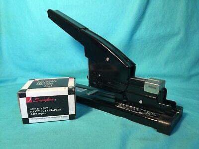 Swingline Model 39 Heavy Duty Industrial Stapler -100 Sheet Capacity W Staples