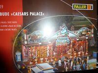 Faller 140119 H0 Losbude Caesars Palace #NEU in OVP##