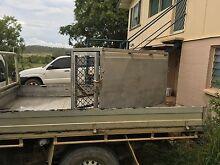 Ute dog box crate Marmor Rockhampton Surrounds Preview