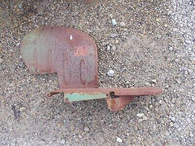 John Deere 1010 Tractor Original Jd Left Fender W Floor Plate