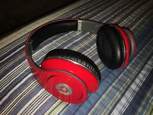 Studio Beats by Dre - 9/10 condition