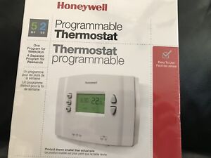 Programable Thermostat - Sealed in a box NEW