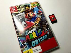 Mario Odyssey for Nintendo Switch
