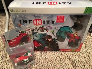 Disney Infinite Starter pack and additional figure