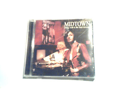 Living Well Is the Best Revenge by Midtown (CD, Apr-2002, Drive-Thru