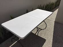 Folding Trestle Table Excellent Condition Hope Island Gold Coast North Preview