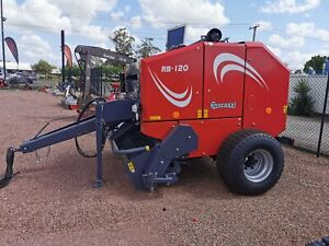 Enorossi RB 120 Round Baler  Heatherbrae Port Stephens Area Preview