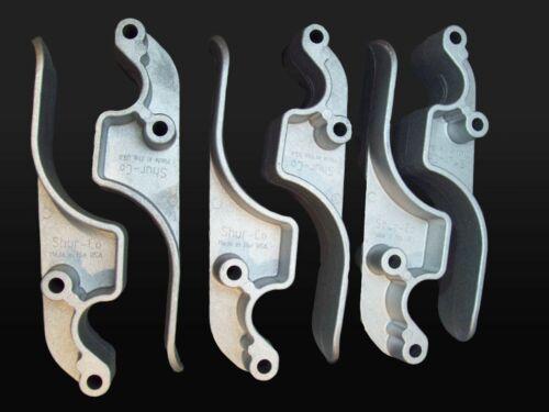 1705775 Shur-co Shur-lok standard easy off aluminum tarp stop new pack of six