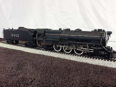American Flyer 312 K-5 Custom S Gauge Pacific Steam Engine